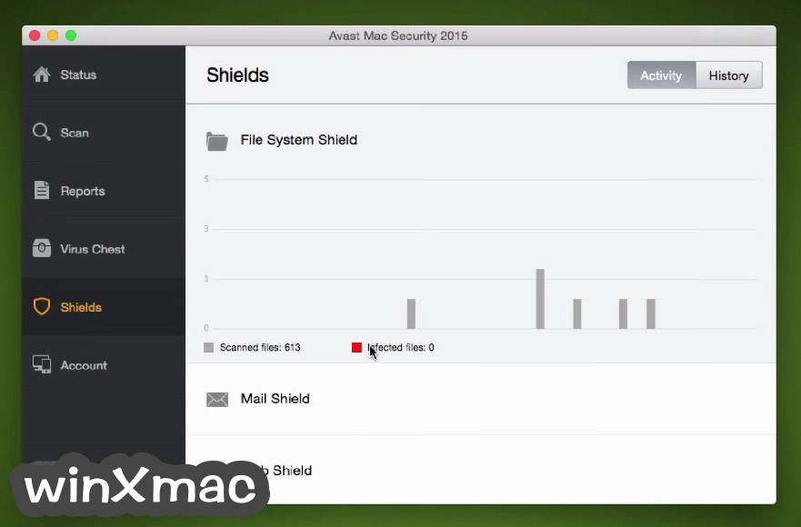 Avast Free Mac Security Screenshot 4
