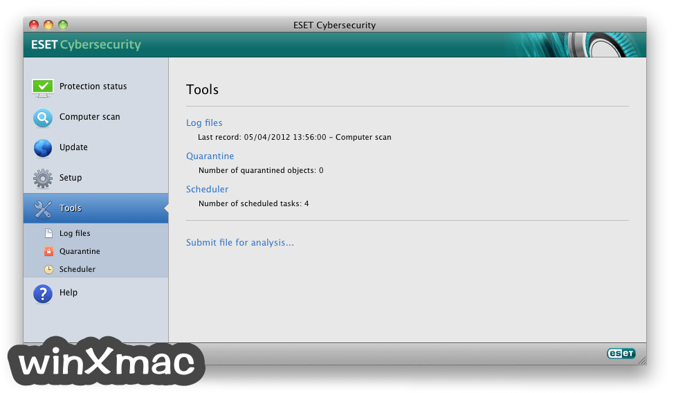 ESET Cyber Security for Mac Screenshot 5