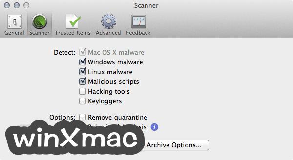 Panda Antivirus for Mac Screenshot 3