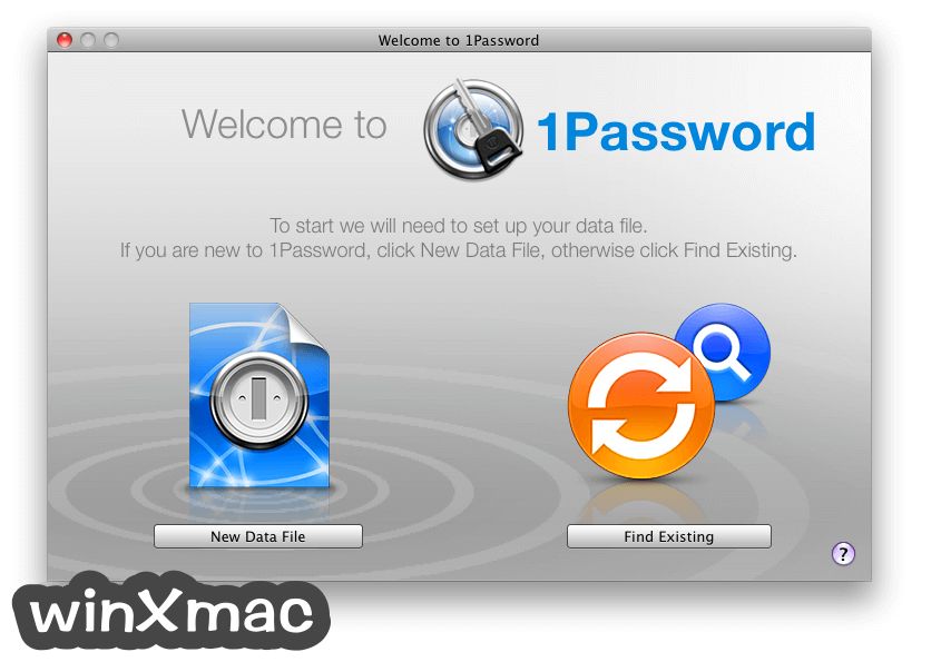 1Password for Mac Screenshot 1