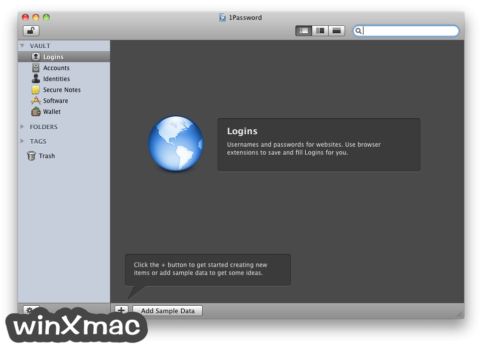 1Password for Mac Screenshot 5