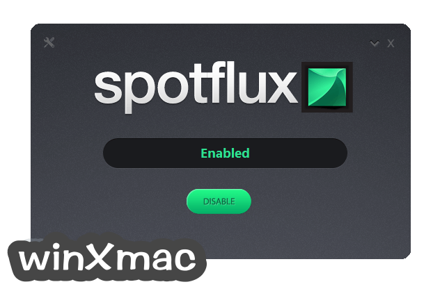 Spotflux for Mac Screenshot 1