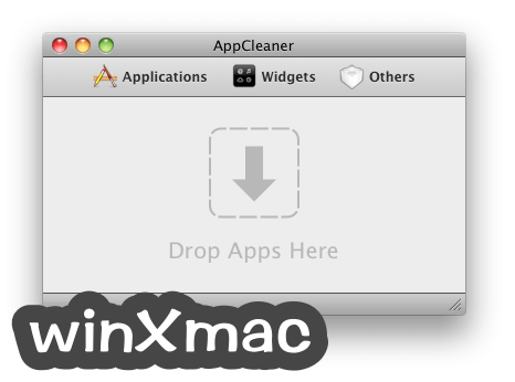 AppCleaner for Mac Screenshot 1