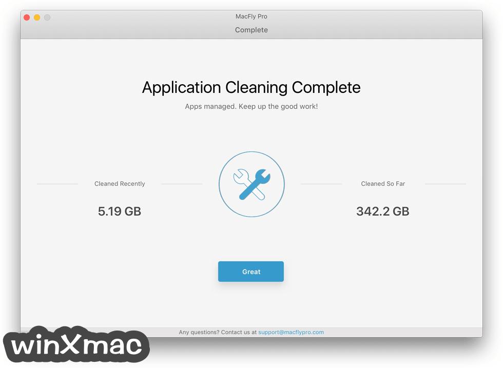 MacFly Pro Screenshot 4