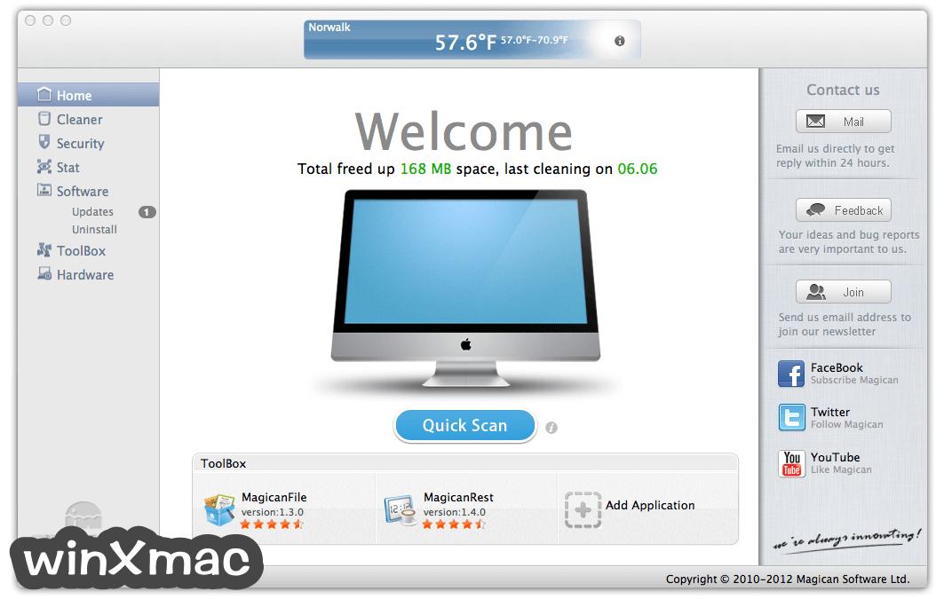 Magican for Mac Screenshot 1
