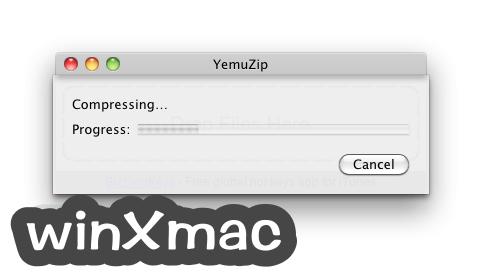 YemuZip for Mac Screenshot 3