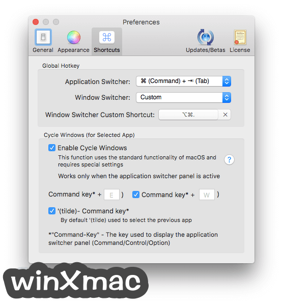 Command-Tab Plus for Mac Screenshot 5