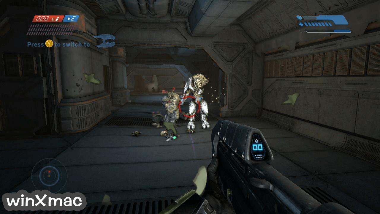 Halo: Combat Evolved for Mac Screenshot 1