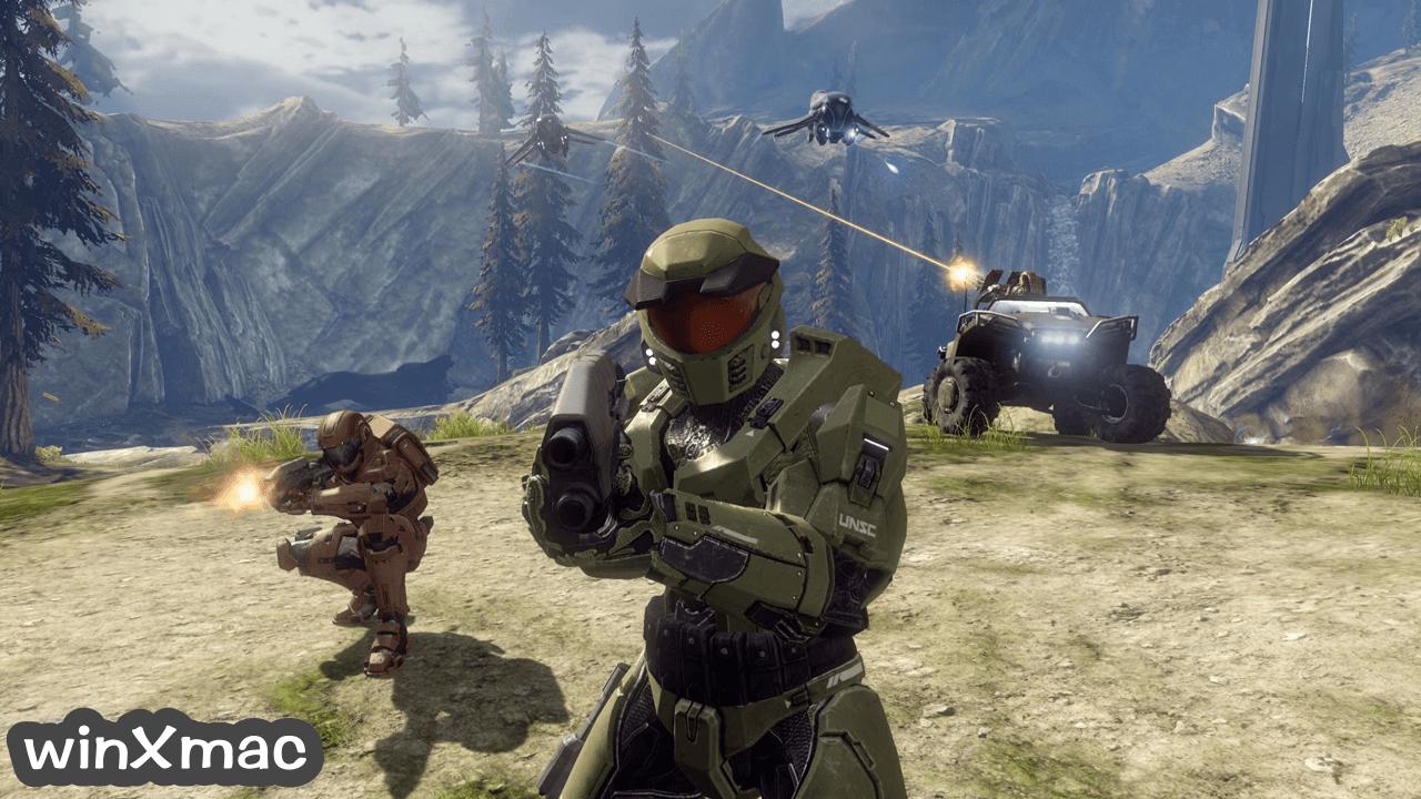 Halo: Combat Evolved for Mac Screenshot 2