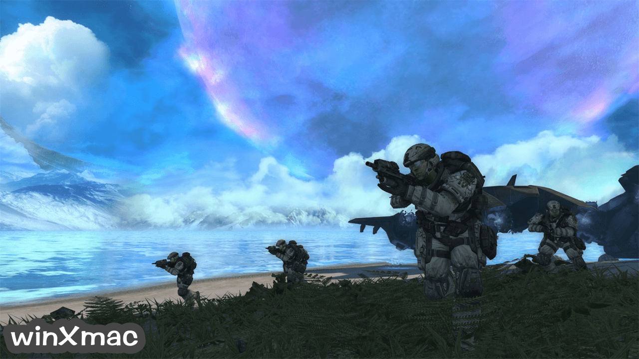 Halo: Combat Evolved for Mac Screenshot 4
