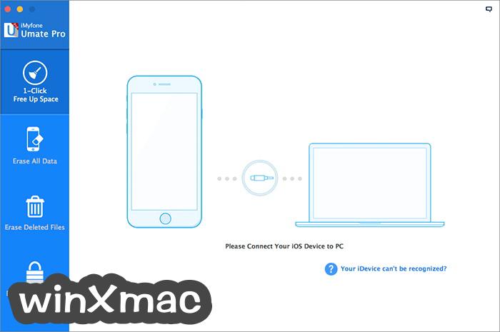 iMyfone Umate Pro for Mac Screenshot 1