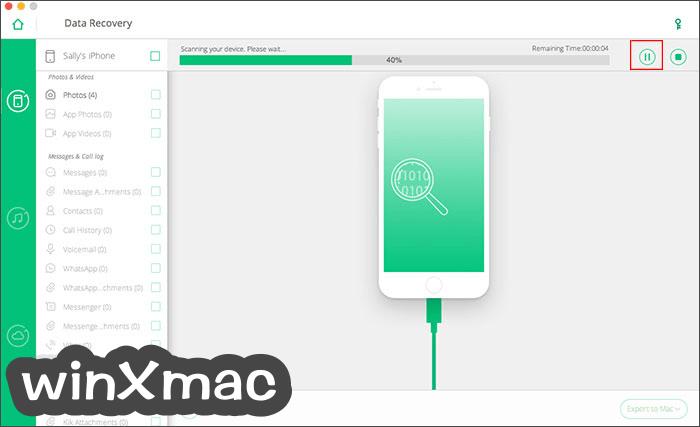 iSkysoft Toolbox for iOS Screenshot 3