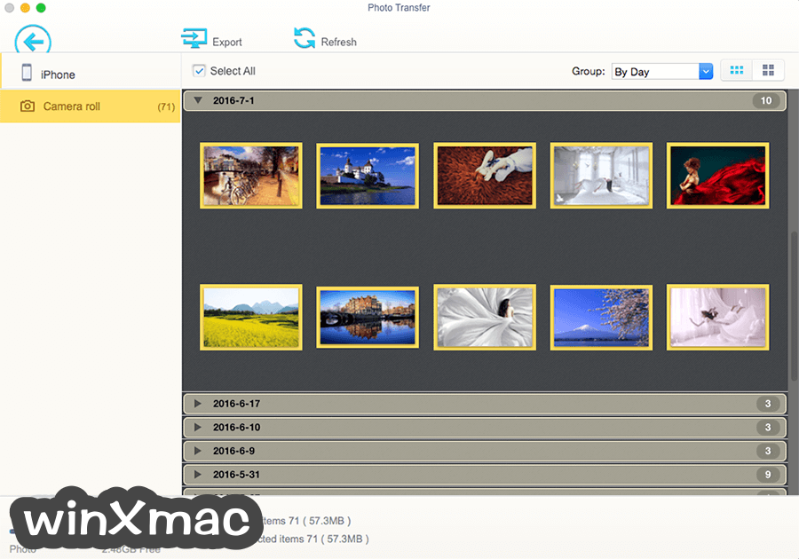 MacX MediaTrans Screenshot 2