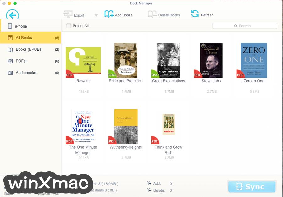 MacX MediaTrans Screenshot 5