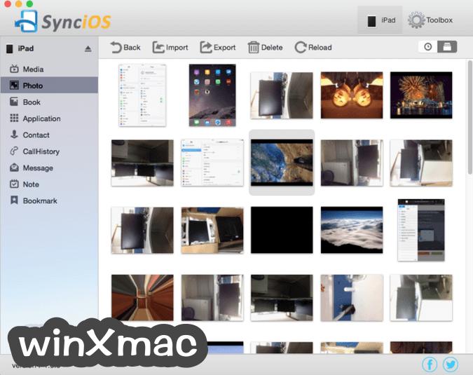 Syncios for Mac Screenshot 5