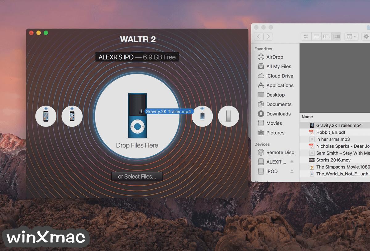 WALTR for Mac Screenshot 2
