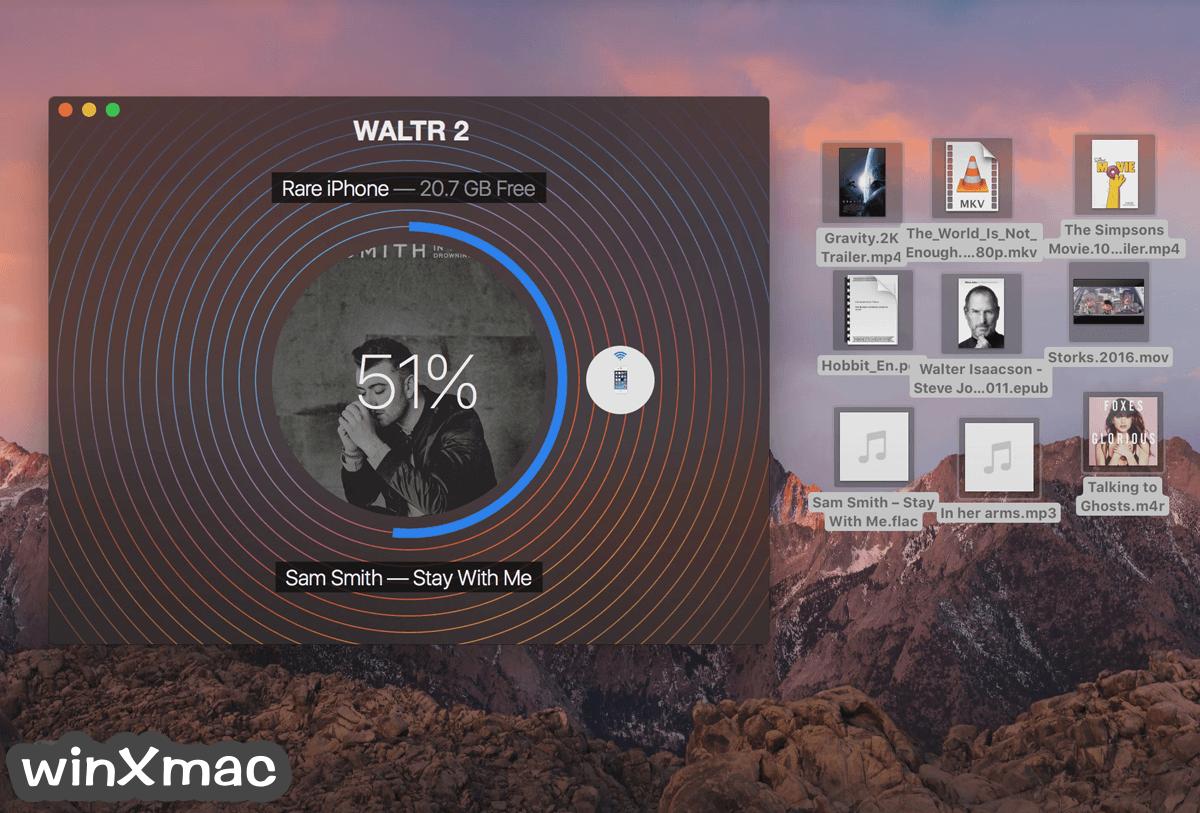 WALTR for Mac Screenshot 3