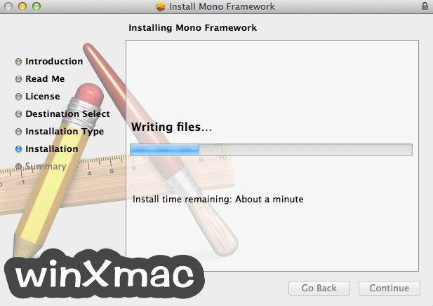 Mono for Mac Screenshot 1