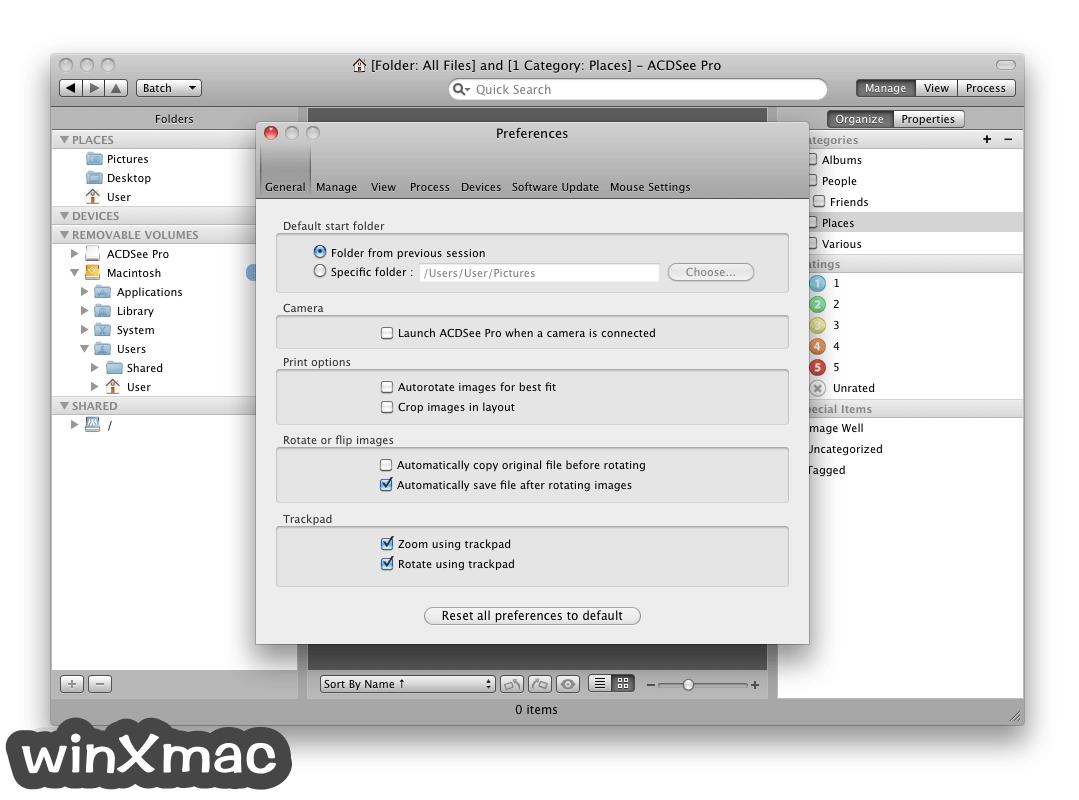ACDSee Photo Studio for Mac Screenshot 2