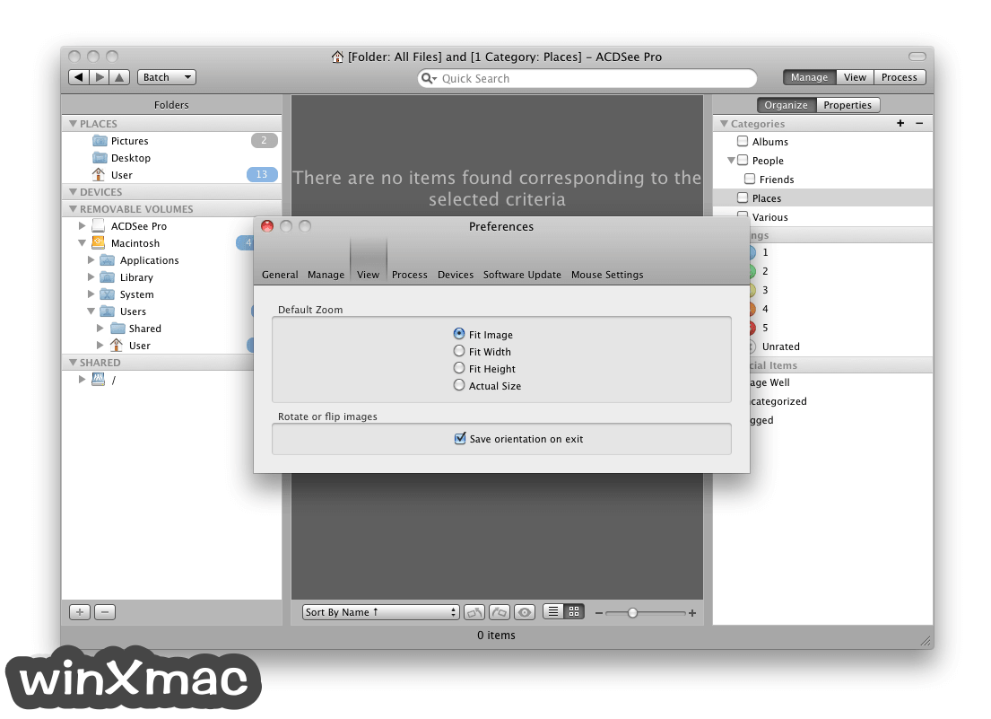 ACDSee Pro for Mac Screenshot 3
