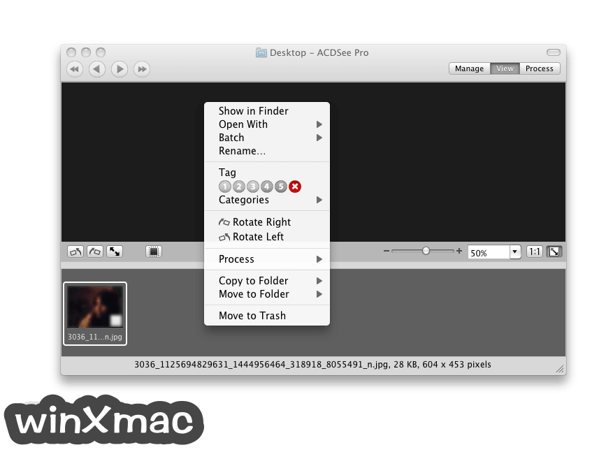 ACDSee Pro for Mac Screenshot 4
