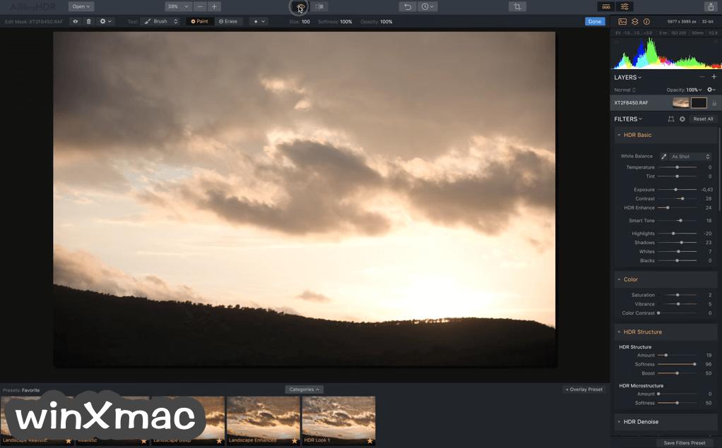 Aurora HDR for Mac Screenshot 3