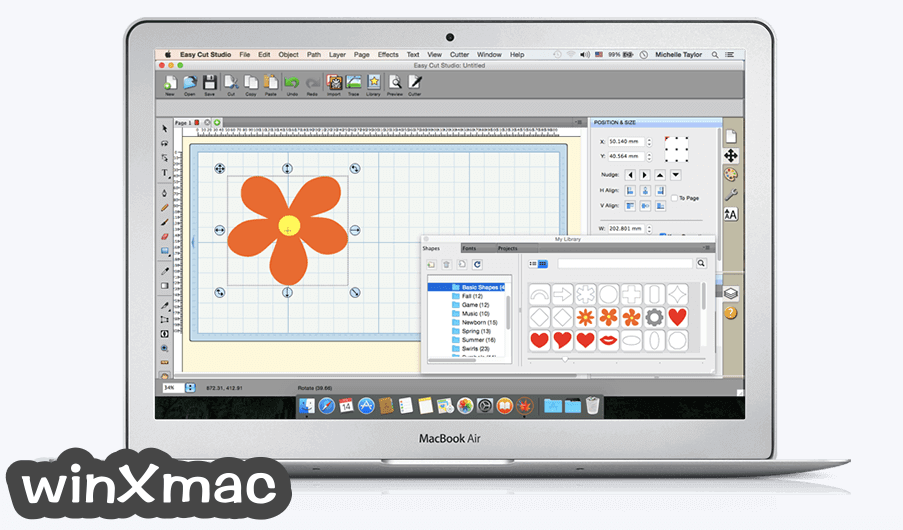 Easy Cut Studio for Mac Screenshot 1