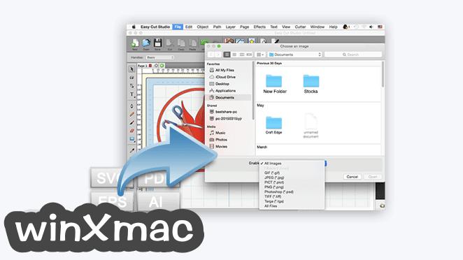 Easy Cut Studio for Mac Screenshot 3