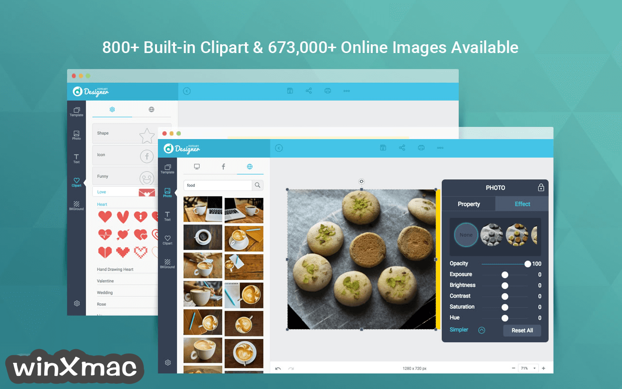 FotoJet Designer for Mac Screenshot 4