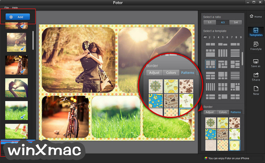 Fotor for Mac Screenshot 5