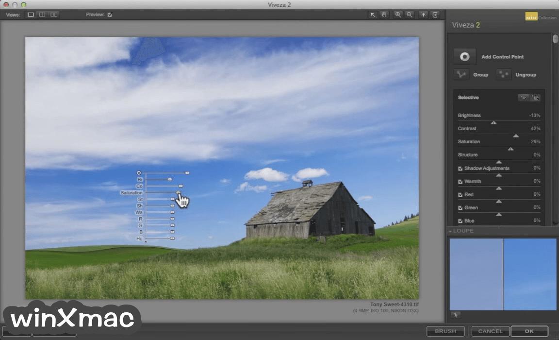 Google Nik Collection for Mac Screenshot 2