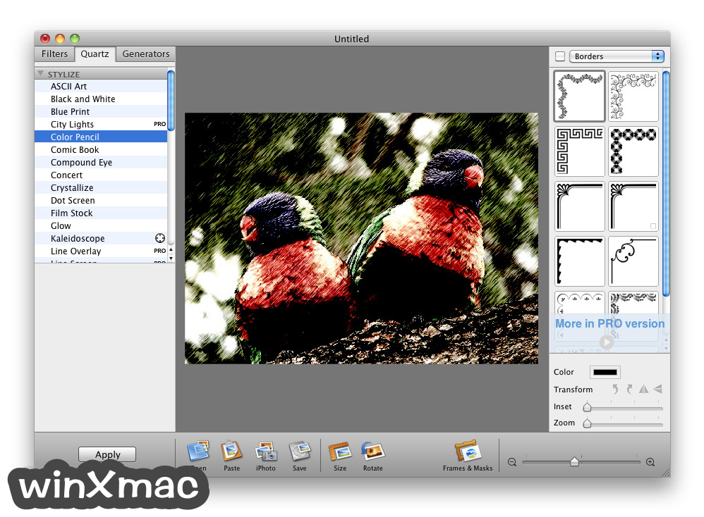 Image Tricks Lite for Mac Screenshot 2
