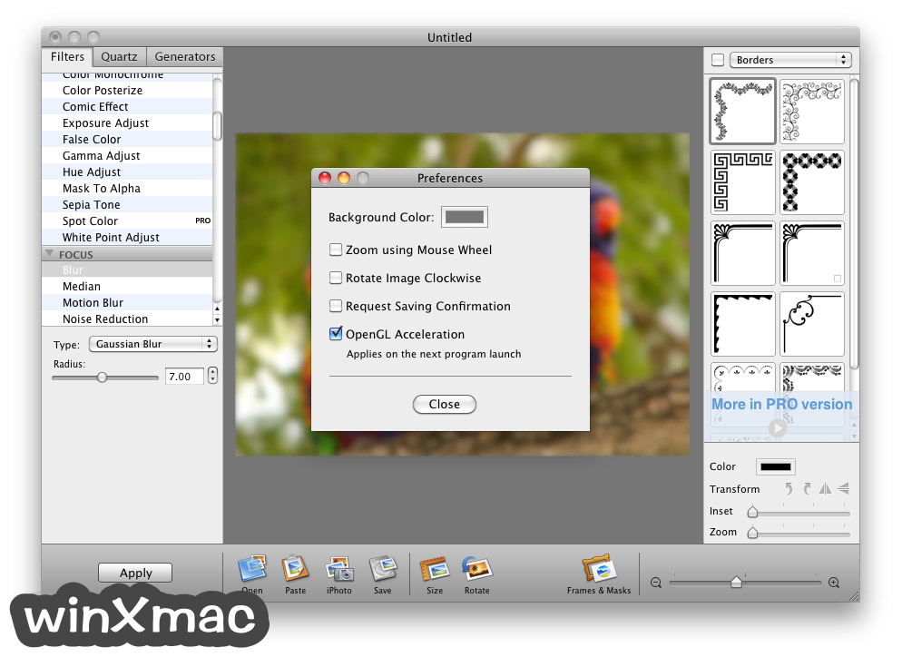 Image Tricks Lite for Mac Screenshot 3