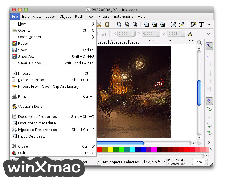Inkscape for Mac Screenshot 4