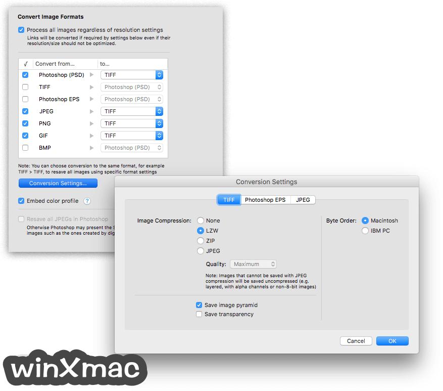 LinkOptimizer for Mac Screenshot 3