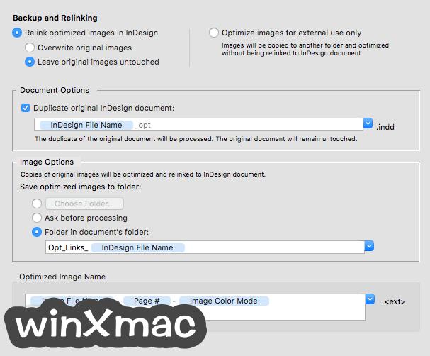 LinkOptimizer for Mac Screenshot 4