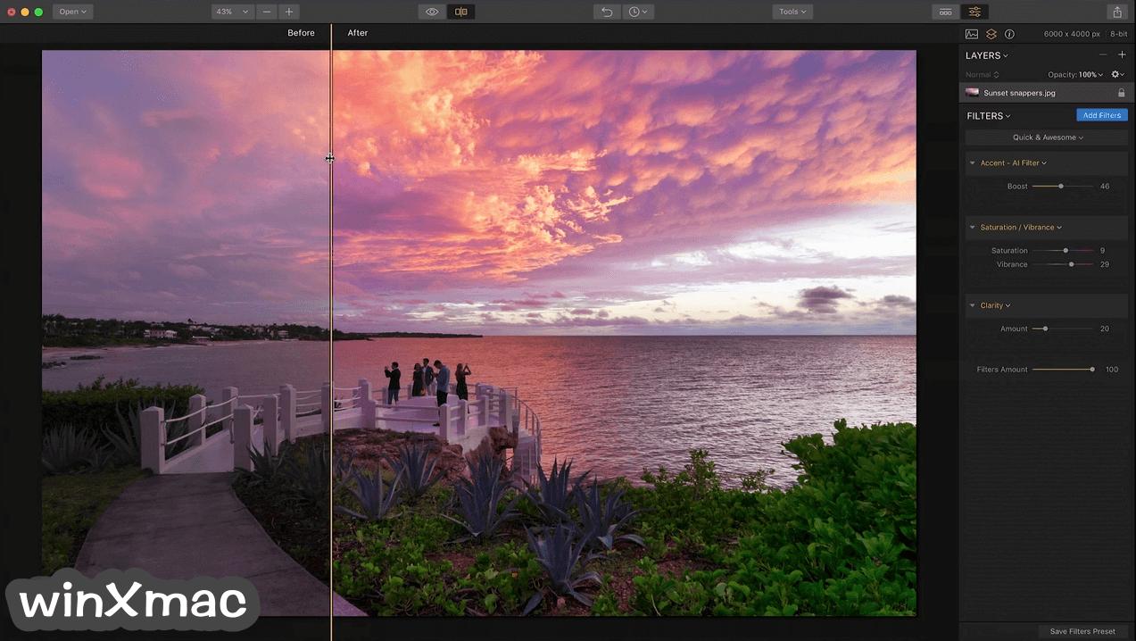 Luminar for Mac Screenshot 2
