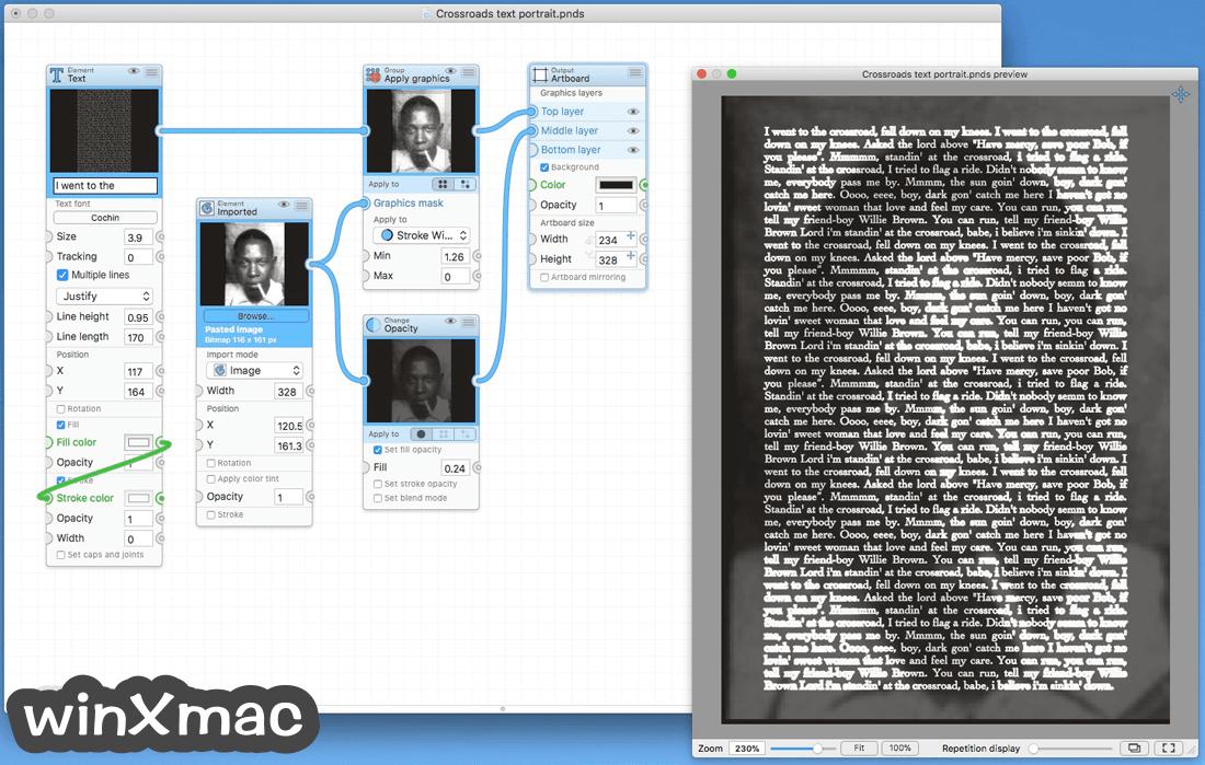 Patternodes for Mac Screenshot 4