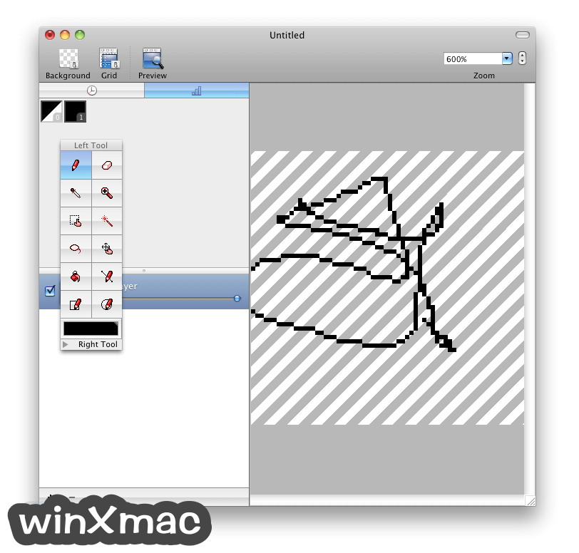 Pixen for Mac Screenshot 1
