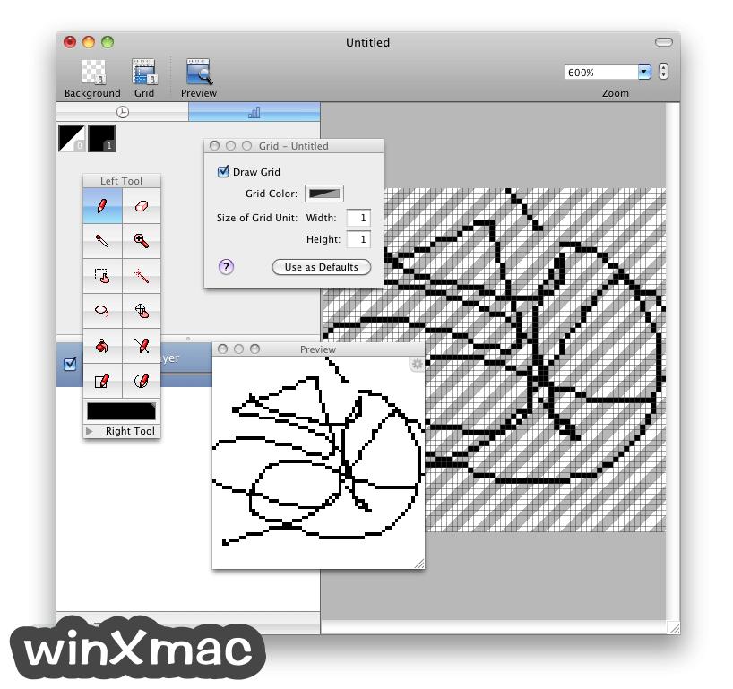 Pixen for Mac Screenshot 3