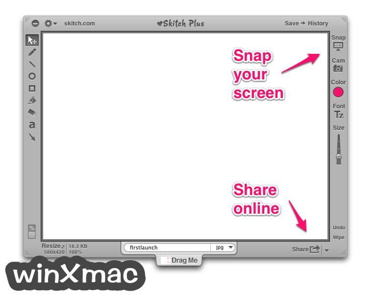 Skitch for Mac Screenshot 2