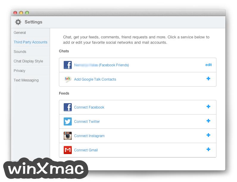 AIM for Mac Screenshot 5