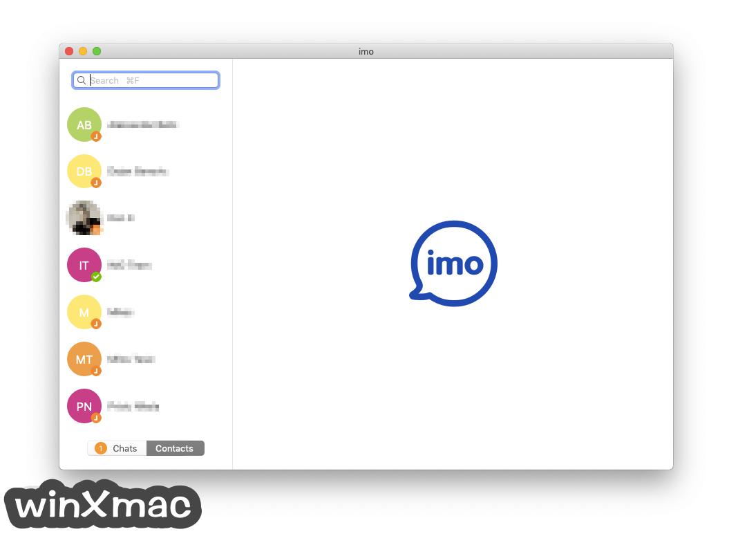Imo Messenger For Mac