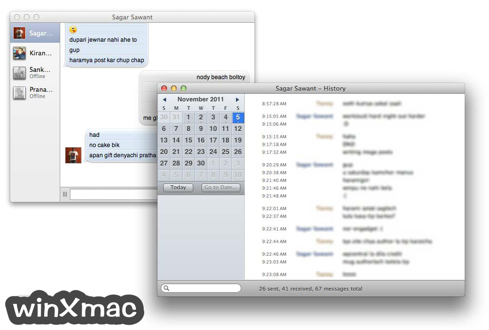 Trillian for Mac Screenshot 2