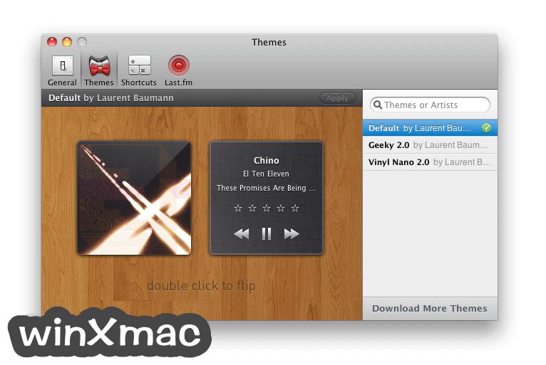 Bowtie for Mac Screenshot 2