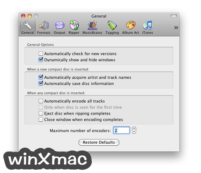Max for Mac Screenshot 2