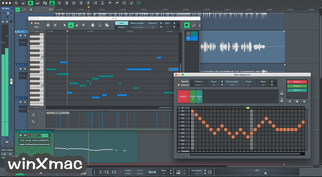 n-Track Studio for Mac Screenshot 1