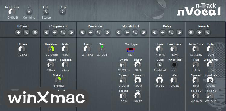 n-Track Studio for Mac Screenshot 5