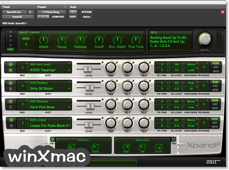 Pro Tools for Mac Screenshot 3