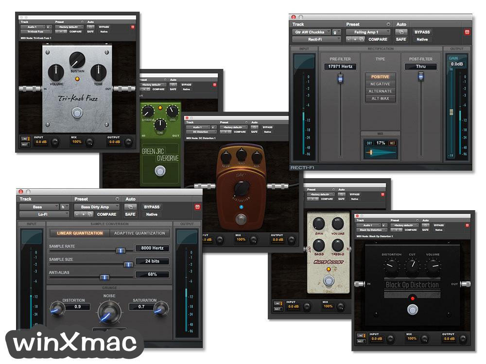 Pro Tools for Mac Screenshot 4